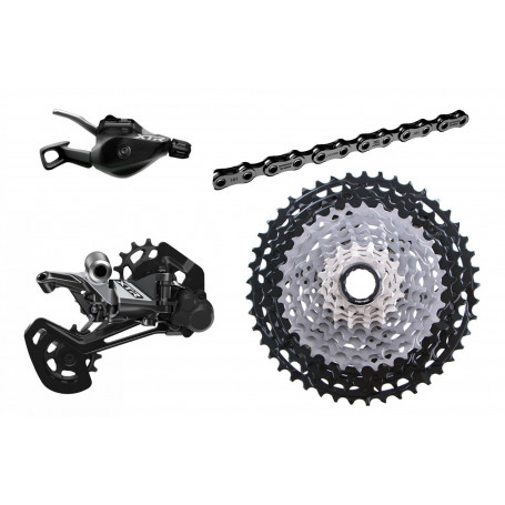 Grupo Shimano XTR M9100 12 Speed Upgrade Kit